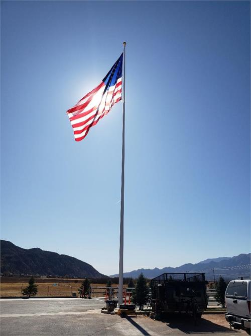 100 Ft Steel Flagpole Sale Priced 16 900
