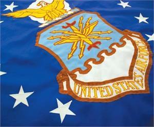 Custom Appliqued Flags and Banners , made in the USA