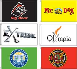 Custom Flags and Banners - highest quality, quick service, great prices.
